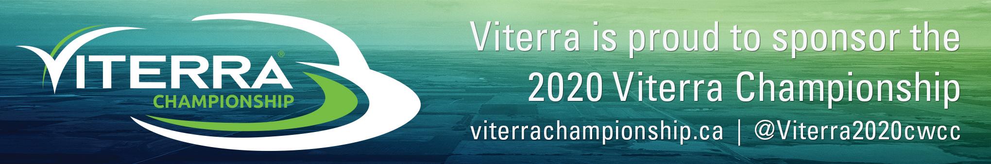 Viterra Championship Banner